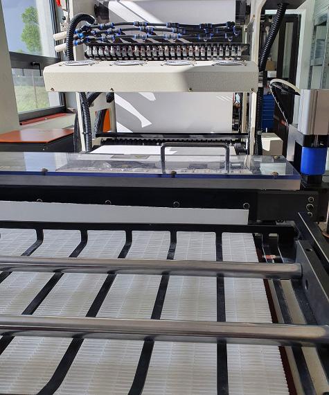 doświadczenie w produkcji filtrów HEPA