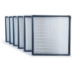 filtry HEPA minipleat